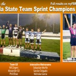 2013 Florida State Team Sprint Champions