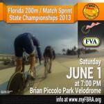 Florida 200m / Match Sprint State Championships 2013